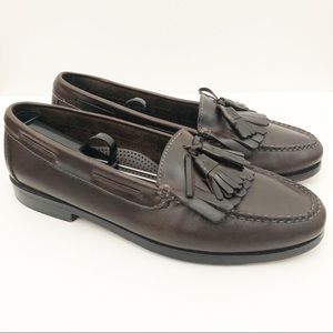 Cole Haan Brown Leather loafers size 10.5